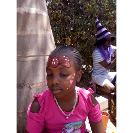 Face Painting service for fun fairs and activities