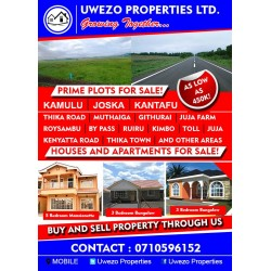 UWEZO PROPERTIES LTD