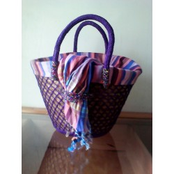 African Courier Basket