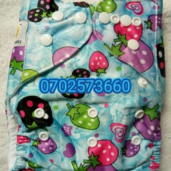 Baby washable pocket diapers