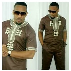 African Casual Wear