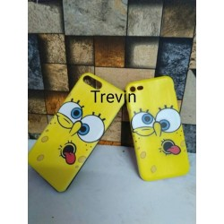 Branded phone cover
