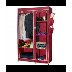 2 column portable wardrobes