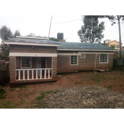 Three bedroom house at Ongata Rongai