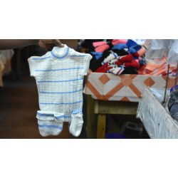Knitted Complete Baby Suit