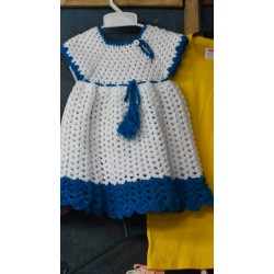 Knitted Kids Sweater Dress