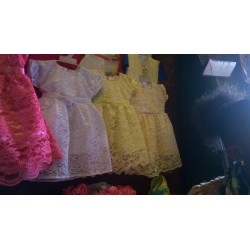 Kids Lace Dresses