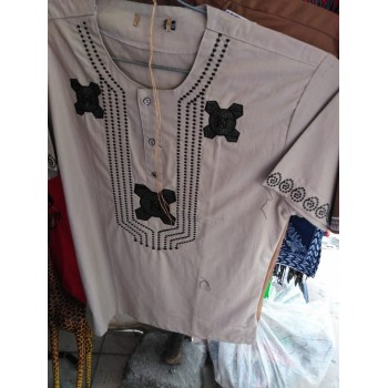 Embroided Mens Shirt