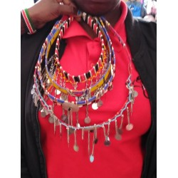 Masai 4pc Necklace