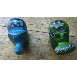 "2"" Assorted Soapstone Animals"