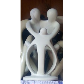 "10"" Family Statue"