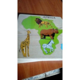 Assorted Animal Puzzle
