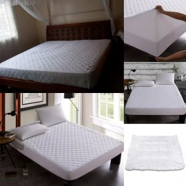 Quilted waterproof mattress...