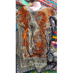 Kaftan Tunic Top Blouse